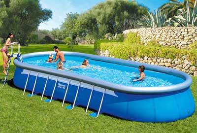 Extrem Schwimmbad, Pool, Mobilpool, Fertigpool, Schwimmingpool Teneriffa VQ42