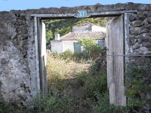 Finca-Ruine bei Icod de los Vinos
