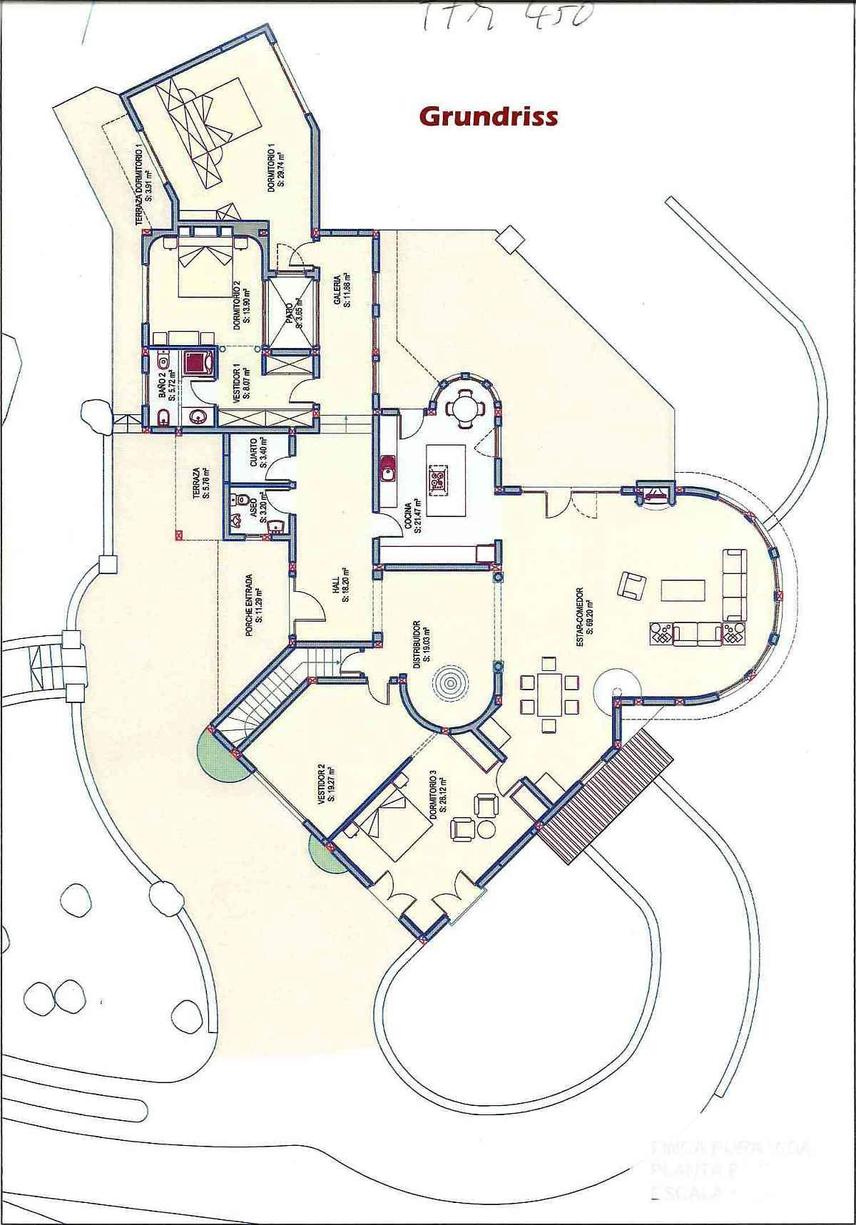 Luxusvilla Teneriffa mit Pool und Garage in La Mazanza zu verkaufen