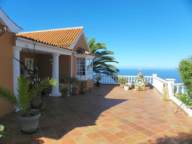 Villa Immobilie auf teneriffa